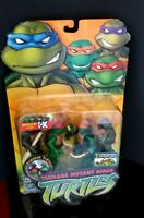 Teenage Mutant Ninja Turtles Toddler Turtles 2004 ~ Includes 4 ~ New & Sealed!
