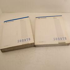MANUEL TECHNIQUE D ATELIER HYUNDAI SONATA 1999 2 VOLUMES REVUE ORIGINALE
