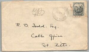 GP GOLDPATH: BARBADOS COVER 1923 _CV743_P17