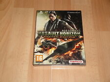 ACE COMBAT ASSAULT HORIZON LIMITED EDITION DE NAMCO SONY PS3 NUEVO PRECINTADO