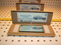 Mercedes W124,126,R107 Lighted sun visor Parchment CREAM mirror 1 Cover/Stic,T#2