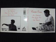 CD SINGLE CESARIA EVORA / MISS PERFUMADO / RARE /