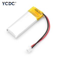 3.7V 130mAh Li-Po Rechargeable Battery 501230 Cell For Bluetooth GPS MP3 MP4 9F