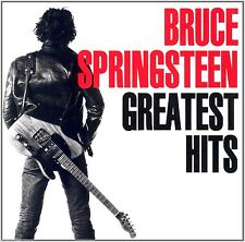BRUCE SPRINGSTEEN: GREATEST HITS. BRAND NEW. BRILLIANT FOR A PRESENT. BRILLIANT.