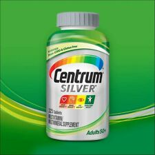 Centrum Silver Adults 50 Multivitamin Tablets - 325 Count