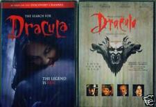 DRACULA: Bram Stoker & Discoverys Search For NEW 2 DVD