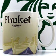 Thailand Starbucks PHUKET CITY Mug Global Series Collector Coffee Tea 16 oz New