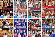 Grey's Anatomy : Complete Season 1 2 3 4 5 6 7 8 : NEW DVD