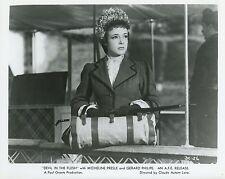 MICHELINE PRESLE LE DIABLE AU CORPS 1947  PHOTO ANCIENNE N°7