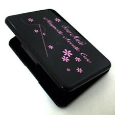 """Magnetic Needle Case PLUS 12 GOLD PLATED ASSORTED HAND SEWING NEEDLE 4X2-1/2X1"""""""
