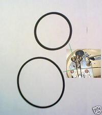 Lot de 2 courroies pour electrophone Philips AG4000 AllTransistor AG2040 22gc040