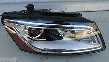 d41037 Audi Q5 2013 2014 2015 2016 RH xenon HID headlight w/o curve OEM