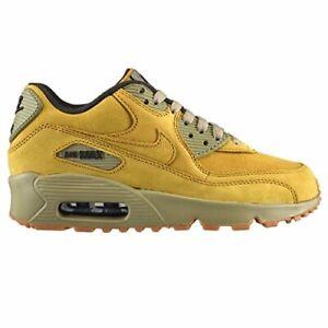 Nike Kid's Air Max 90 Winter Wheat/Brown Sz 4.5Y 888167-700 Fashion Shoe