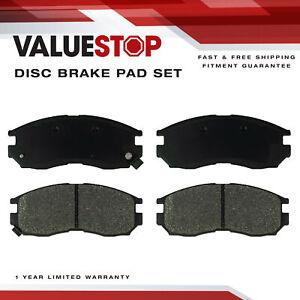 Front Ceramic Brake Pads for Chrysler; Dodge; Eagle; and Mitsubishi