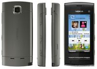 "Nokia 5250 2.8"" 360x640pixels 2MP 480p Symbian, S60 rel. 5 2G Network 16:9 ratio"