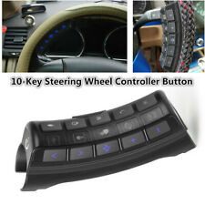 10-Key Car Steering Wheel Button Remote Control For Andriod Radio Stereo Player