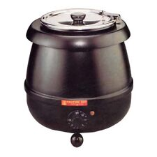 Alfa Soup Warmer Kettle, 10-1/2 Quart