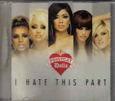 Pussycat Dolls-I Hate This Part Promo cd single