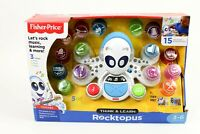 Preschool Fisher Price Think Learn Rocktopus Educational Interactive Toy