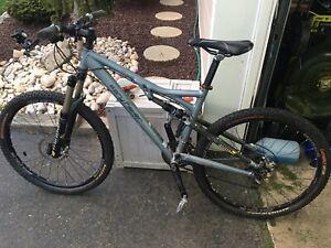 Gary Fisher Hi Fi Deluxe mountain bike