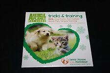 New listing New Animal Planet Dvd Pet Dog Tricks Tips Training Games -J !