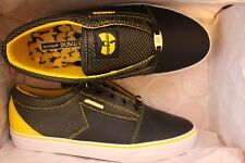 Dekline Skateboarding - Wu Tang Killer Bee - Top Shelf - Black/Yellow - Size 9