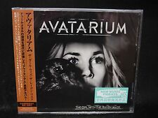 AVATARIUM The Girl With The Raven Mask JAPAN CD Candlemass Witchcraft Nemesis
