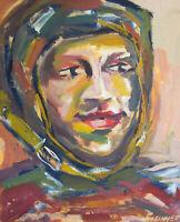 Ölgemälde Ölbild Abstrakt Malerei Kunst Modern russischer Maler Alexander Diener