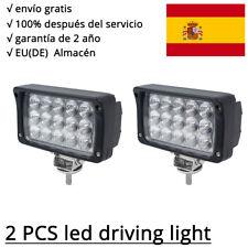 2X 45W LED Faros de trabajo de la luz de Work Light Flood camiòn Làmpara coche