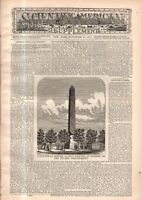 1878 Scientific American Supp November 16 - Cleopatra's Needle; New Whaling Gun