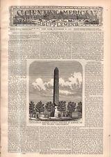 1878 Scientific American Supp Noviembre 16 - Cleopatra's Aguja ; Nuevo Ballenero