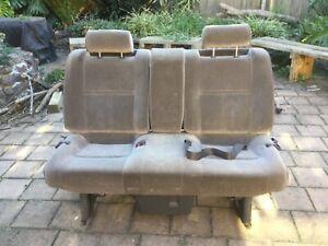 Toyota Hiace Super Custom rear seat with head rests, Altona Meadows