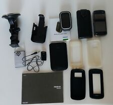 Nokia  N97 - 32GB - Schwarz (Ohne Simlock) Smartphone