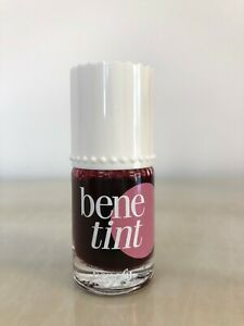 Benefit Benetint rose - Tinted Lip & Cheek Stain 10 ml Full size without box