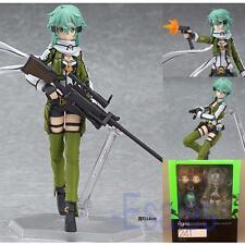 Anime Sword Art Online 2 Asada Shino Sinon SAO PVC Action Figure Toy Collection