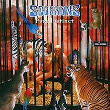 Pure Instinct de Scorpions | CD | estado bien