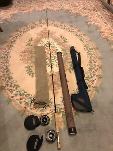 G Loomis Fly Rod And Reel