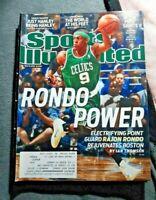 Sports Illustrated May 31 2010 Rajon Rondo Boston Celtics