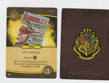 Harry Potter Hogwarts Battle Game QUIBBLER Gencon Promo Card 2018
