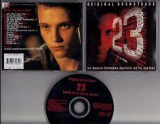23 German Soundtrack CD DEEP PURPLE KILLING JOKE IGGY POP ROXY MUSIC