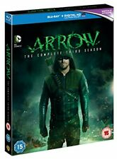 Arrow - Season 3 [Blu-ray] [2015] [DVD][Region 2]