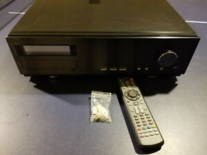 Antec Fusion Media Center Max Case (Black) with remote HTPC