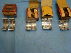 1937 38 39 40 Oldsmobile Olds 230 GMC Main Bearing SET 020 NORS OEM USA Made