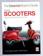 VELOCE THE ESSENTIAL BUYER'S GUIDE VESPA SCOOTERS - MARK PAXTON - NEW PAPERBACK