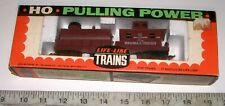 Vintage Life-Like Ho V&T Operating M of W Track Cleaning Track Maintenance Car