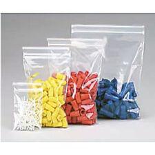 "10,000 x 5"" x 7.5"" Zip Resealable Plastic Grip Seal Bags"