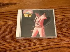 "ELVIS PRESLEY   ""Elvis Now""  ORIGINAL RCA CD - STILL FACTORY SEALED!"