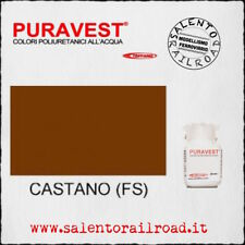 TOFFANO PURAVEST colori 1412 Satinati FS 25ml - 1140 CASTANO