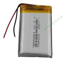 3.7V 1800 mAh Li Polymer Li battery Lipo For PDA DVD ipod GPS Tablet PC  823456