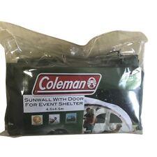 Coleman Seitenwand für Event Shelter Door 4,50 m x 4,50 m